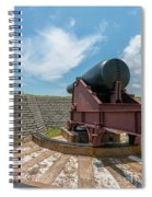 Big Gun Tracks Spiral Notebook
