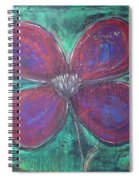 Big Love Poppy Spiral Notebook