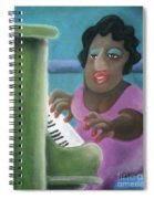 Big Mama Spiral Notebook