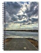 Big Marsh Ramp Spiral Notebook