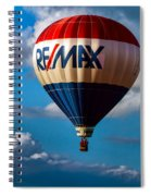 Big Max Re Max Spiral Notebook