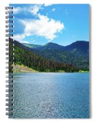 Big Meadows Spiral Notebook