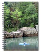 Big Piney Creek 1 Spiral Notebook