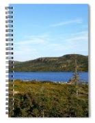 Big Pond II Spiral Notebook