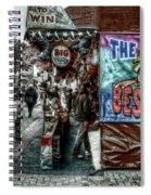 Big Prizes Spiral Notebook