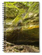 Big Sand Cave 1 Spiral Notebook