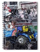 Big Shot Spiral Notebook