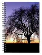 Big Sky - New Mexico Spiral Notebook