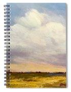 Big Sky Spiral Notebook