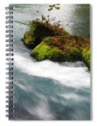Big Spring Branch 2 Spiral Notebook