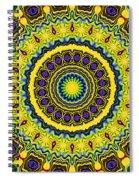 Big Sunny Spiral Notebook