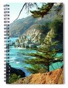 Big Sur Vista Spiral Notebook