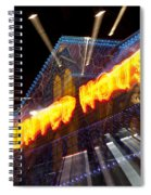 Big Tex In Dallas Texas Spiral Notebook