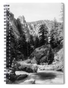 Big Thompson Canyon Spiral Notebook