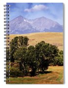 Big Timber Canyon 2 Spiral Notebook