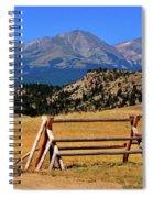 Big Timber Canyon Spiral Notebook