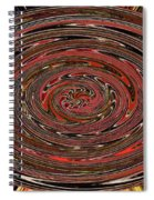 Big Tree Abstract  Spiral Notebook