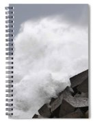 Big Waves II Spiral Notebook