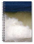 Big Waves Spiral Notebook