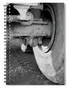 Big Ole Wheel Spiral Notebook