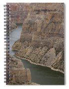 Bighorn Canyon Spiral Notebook