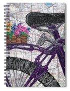 Bike Like #2 Spiral Notebook