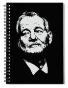 Bill Murray Spiral Notebook