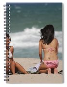 Billabong Girls Spiral Notebook