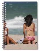 Billabong Girls Spiral Notebook