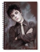 Billie Joe Armstrong Spiral Notebook