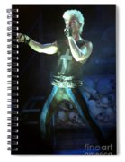 Billy Idol 90-2249 Spiral Notebook