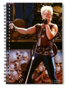 Billy Idol 90-2266 Spiral Notebook