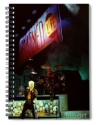 Billy Idol 90-2277 Spiral Notebook