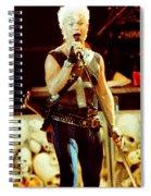 Billy Idol 90-2288 Spiral Notebook