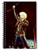 Billy Idol 90-2307 Spiral Notebook