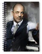 Billy Joel Spiral Notebook