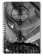 Biltmore Grand Staircase  Spiral Notebook