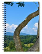 Biltmore Terrace  Spiral Notebook