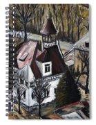 Bily Dum Spiral Notebook