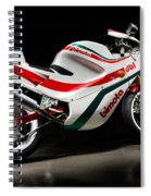 Bimota Db1 Spiral Notebook