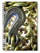 Binder Spiral Notebook