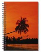 Bintan Island Beach Spiral Notebook