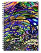 Biodiverse Interconnect Spiral Notebook