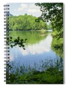 Biogradska Gora Forest  Spiral Notebook