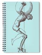 Biomechanics Spiral Notebook