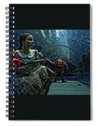 Bioshock Spiral Notebook