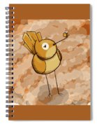 Birb 'n' Bee Spiral Notebook