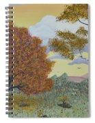 Birch And Oak Frienship Spiral Notebook