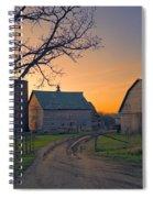 Birch Barn 2 Spiral Notebook