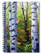 Birch Buddies Spiral Notebook